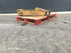 Picture of CATERPILLAR DRAWBAR FOR D6R / D6T
