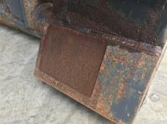Qr wheelloader – Verachtert – QUICK COUPLER CATERPILLAR 966H / 966K / 966M / 972H SCHNELL WECHSLER – #900688