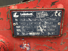 Quick release – Lehnhoff – HS21 – #900775