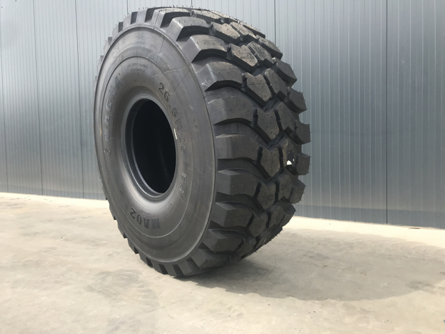– NEW 26.5 R25 TYRES – #901029