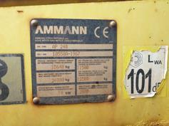 Ammann – AP240 – #181352