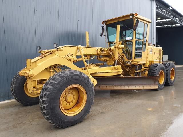Caterpillar-140G-1987-181169