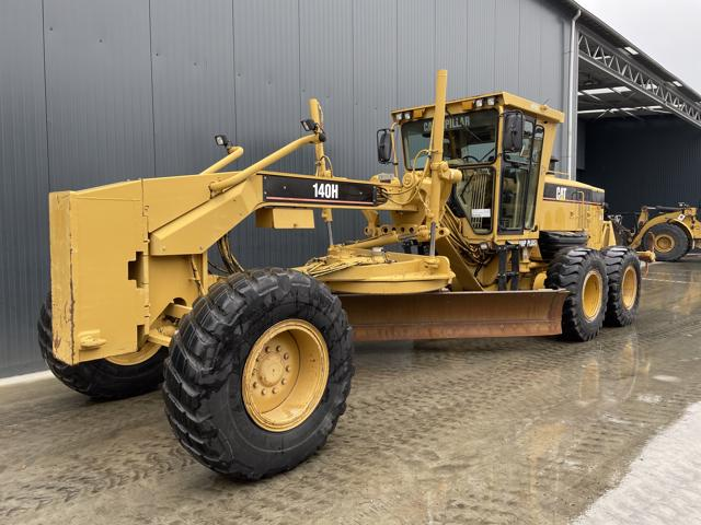 Caterpillar-140H II-2006-182757