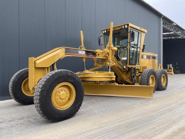 Caterpillar-140H-2001-181873