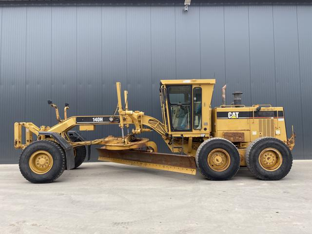 Caterpillar-140H-2001-182510