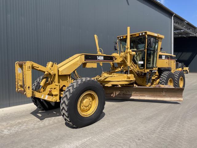 Caterpillar-140H-2005-182722