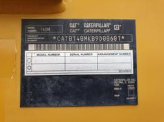 Caterpillar – 140M – #180667