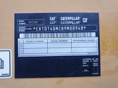 Caterpillar – 140M – #180769