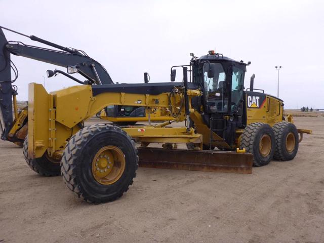 Caterpillar — 14M factory CE