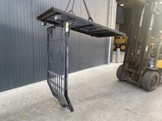 Caterpillar-313D / M315D / 320D / 325D / 330D / 345C / 365C / 385C CABIN PROTECTION / GUARD-902610