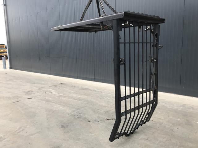 Caterpillar-313D / M315D / 320D / 325D / 330D / 345C / 365C / 385C CABIN PROTECTION / GUARD-902633