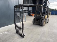 Caterpillar-313D / M315D / 320D / 325D / 330D / 345C / 365C / 385C CABIN PROTECTION / GUARD-902677