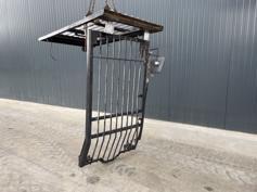 Caterpillar-313D / M315D / 320D / 325D / 330D / 345C / 365C / 385C CABIN PROTECTION / GUARD-902723