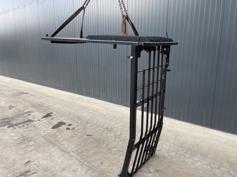 Caterpillar-313D / M315D / 320D / 325D / 330D / 345C / 365C / 385C CABIN PROTECTION / GUARD-902730