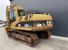 Caterpillar-320C -2003-184526