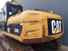 Caterpillar – 320D L – #181588
