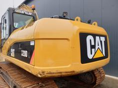 Caterpillar-320D L-2007-181924