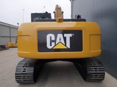 Caterpillar – 323D L – #181114