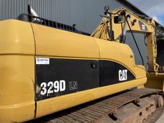 Caterpillar-329D LN-2009-184389