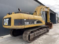 Caterpillar-330D LN-2006-185419