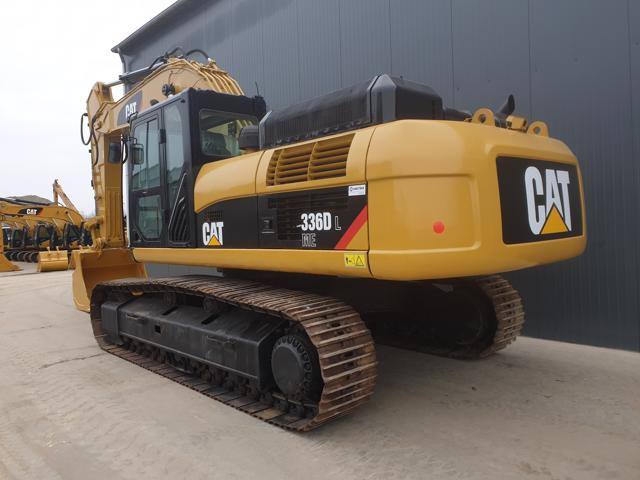 Caterpillar — 336DL