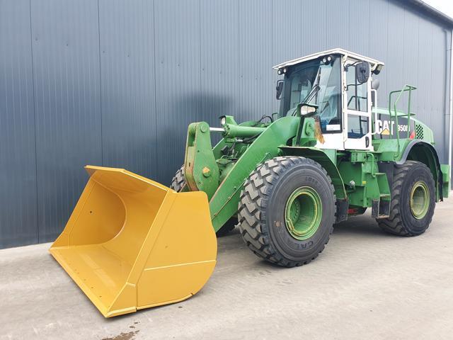 Caterpillar-950M with NEW bucket-2021-183463