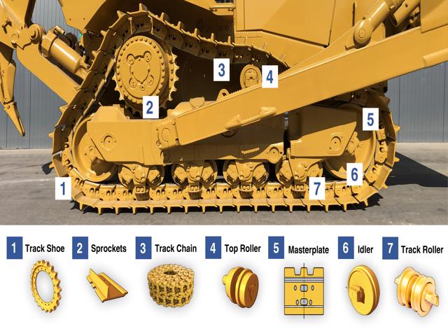 Caterpillar-D6R -901482
