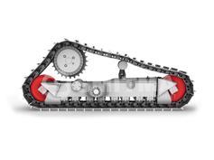 Caterpillar-D6R IDLER-501590