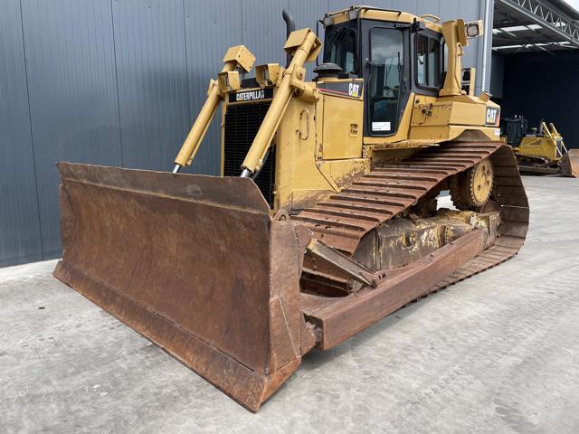 Caterpillar-D6R LGP III-2007-184580
