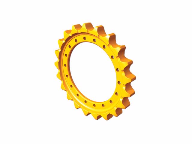 Undercarriage — Caterpillar — D6R Sprockets