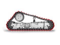 Caterpillar-D6R TRACK SHOE 560MM-501586