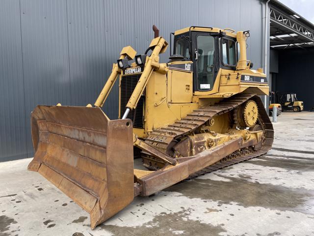 Caterpillar-D6R XL-1997-182877