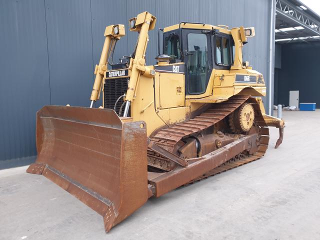 Caterpillar — D6R XL