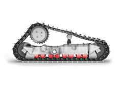 Caterpillar-D7H TRACK ROLLER DF-501766