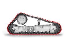 Caterpillar-D8R TRACK SHOE 560MM-501749