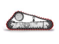 Caterpillar-D8T TRACK SHOES 560MM-2021-501741