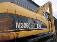 Caterpillar-M325C MH-2004-181435