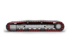 Doosan-DX420 TRACK LINK ASSY 48 LINKS-501715