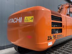 Hitachi-ZX220LC GI NEW UNUSED - 6 CYLINDER (ISUZU) - ZX210-2021-184146