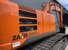 Hitachi-ZX220LC Gi NEW UNUSED - 6 CYLINDER (ISUZU) - ZX210-2021-184145