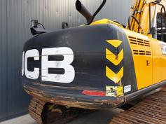 Jcb – JS220 LC – #180876