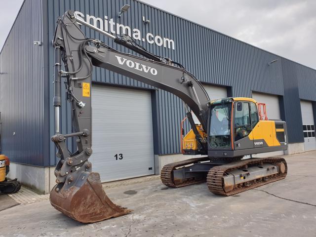 Volvo — EC220E NL
