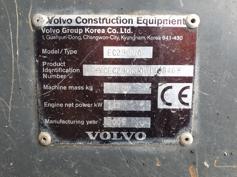 Volvo – EC290C NL – #181317