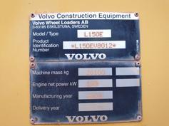Volvo – L150E – #181723