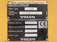Volvo – L180E – #181167